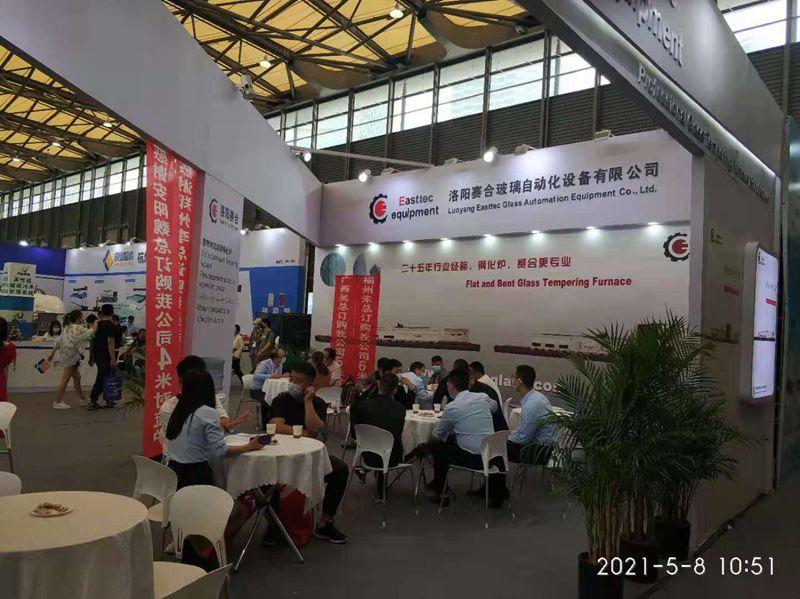 Easttec at 2021 China Glass Fair