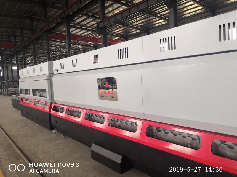 New furnace 2000x3000mm is ready for client